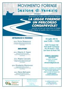 Convegno MF Venezia